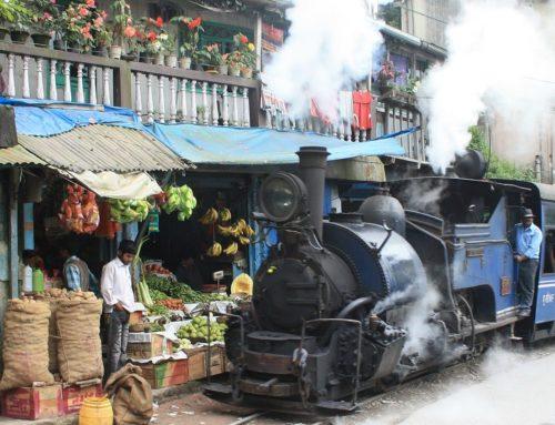 India's Rail Tourism