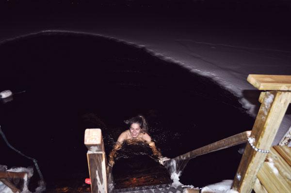 Iceswim