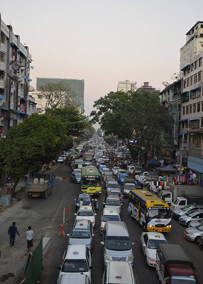 Yangon_traffic