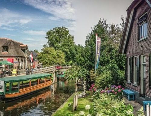Making a tourist destination: the case of Giethoorn